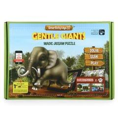 Smartivity Edge Gentle Giants Magic Jigsaw Puzzle, Multi Color