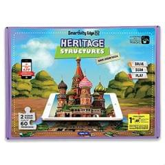 Smartivity Edge Heritage Structures Magic Jigsaw Puzzle, Multi Color
