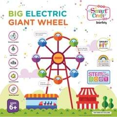Smartivity Big Electric Giant Wheel, Multi Color