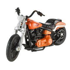 Hot Wheels Rollin Thunder Bike, Multi Color