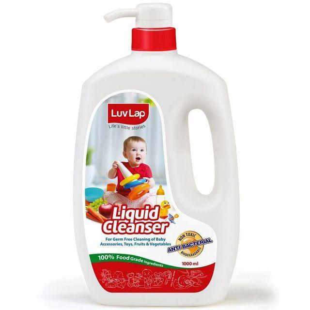 LuvLap Baby Liquid Cleanser, 1000ML