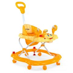 LuvLap Sunshine Baby Walker, Yellow Color
