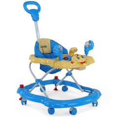 LuvLap Sunshine Baby Walker, Blue Color
