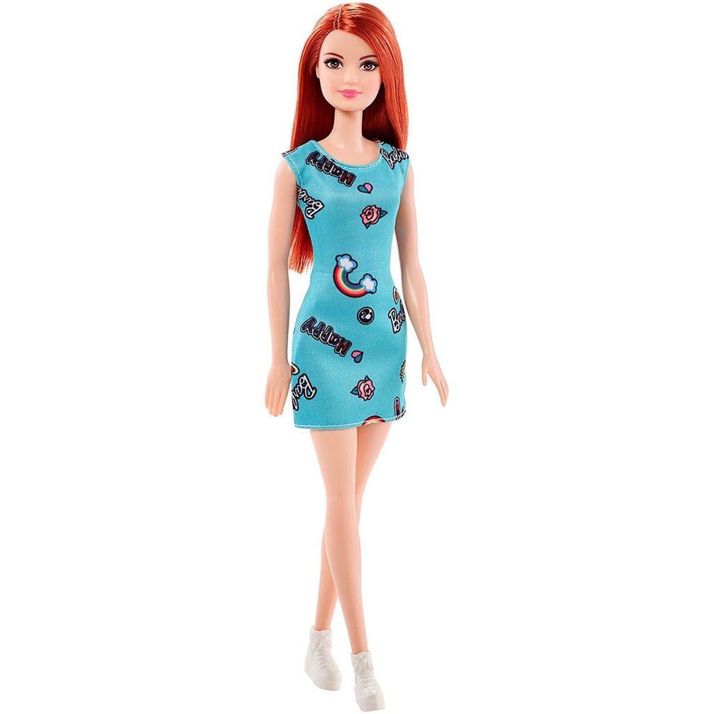 Barbie Entry Doll, Blue Color