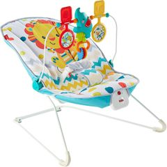 Fisher Price Colourful Carnival Bouncer, Multi Color