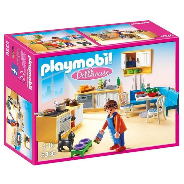 Playmobil Country Kitchen, Multi Color