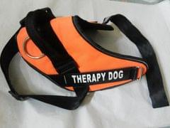 """Dog Body Harness adjustable XL """"Good for GSD LAB & Dalmatian"""" """"WE SHIP BY AIR"""""""