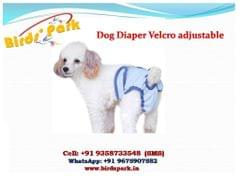 """Dog Diaper XS Reusable & Washable 3 pcs set with FREE 9 disposal pad -{PLEASE CHECK SIZE IN PHOTOS B'FORE BUYING) Female Dog Menstruation underwear Sanitary Diapers - WE SHIP """"BY-AIR"""""""