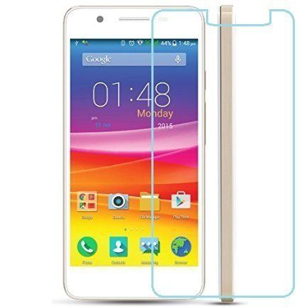 Micromax Canvas Hue AQ5000 Curved Edge Tempered Glass Screen Protector