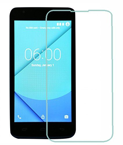 Micromax Bolt Q383 Tempered Glass 2.5D Curve Screen Guard Micromax Bolt Q383 | Crystal Clear Scratch Resistant Anti Glare 2.5D Curve Screen Protector