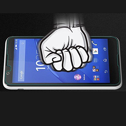 Sony Xperia L C2104 Full Body Tempered Glass Screen Protector