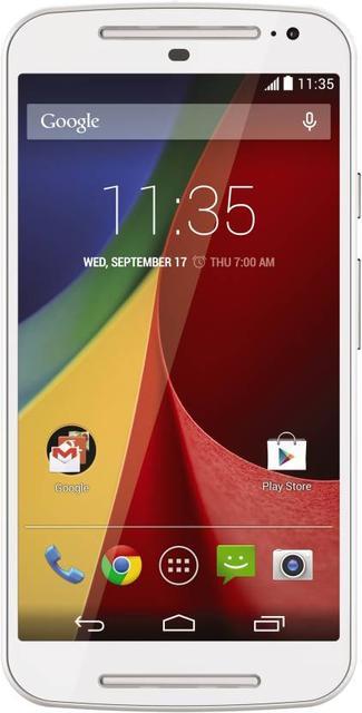 Moto G2 Anti-Glare Anti-Scratch Anti-Fingerprint Matte Screen Protector