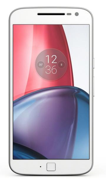 Moto G4 Plus Tempered Glass (curved) Screen protector