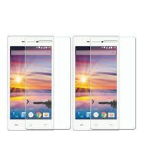 Gionee Marathon M3 - anti shatter Tempered Glass Screen Protector