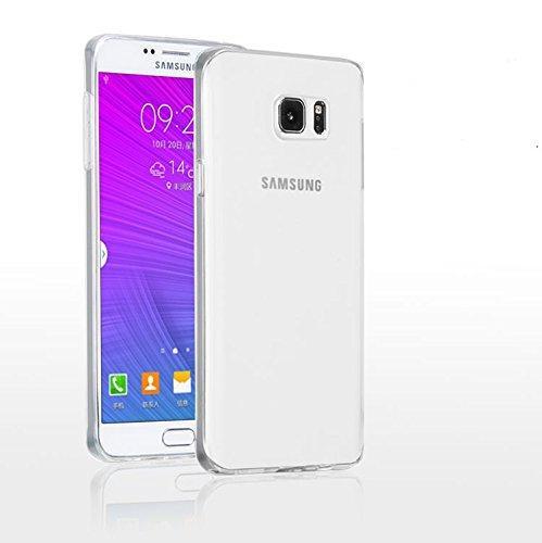 Samsung Galaxy Note 5 Soft Silicon Back Case Cover