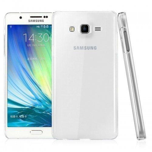 Samsung Galaxy On7 / Samsung Galaxy On7 Pro Perfect Fitting High Qualiy Ultra Thin 0.3mm Transparent Silicon Back Cover
