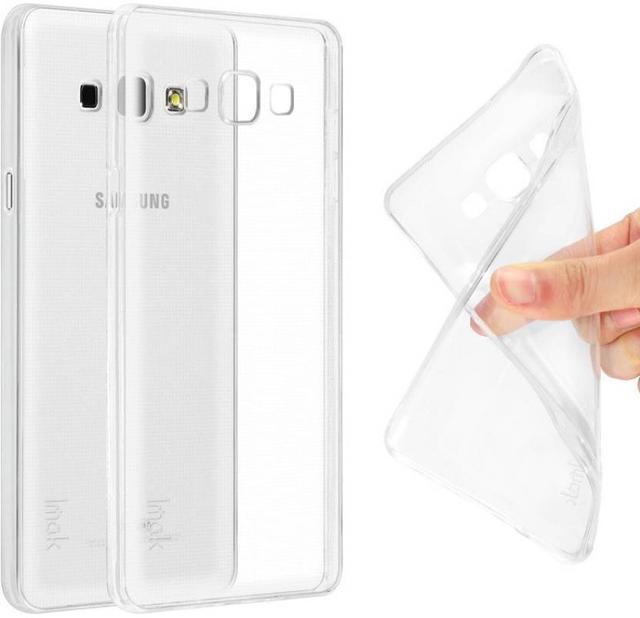 Samsung Alpha Ultra Silicon Soft Cover