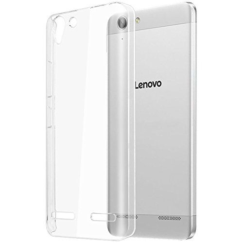 Lenovo Vibe K5 Note Cover Clear Transparent Flexible Soft TPU Slim Silicon Back cover