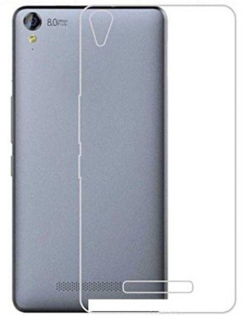 Micromax Canvas Juice 2  (Q394) Transparent Back Cover
