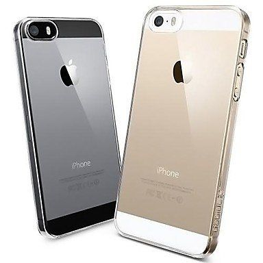 Apple Iphone 5 clear soft gelly  Transparent Clear Silicone Jelly Soft Case Back Cover