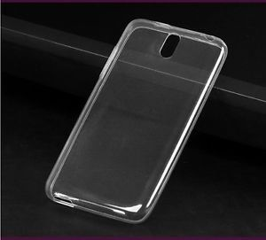 HTC Desire 526G+ Soft Silicon Back Case Cover
