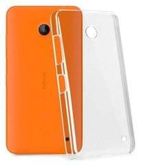 Nokia L 520 Light Soft Silicon Cover