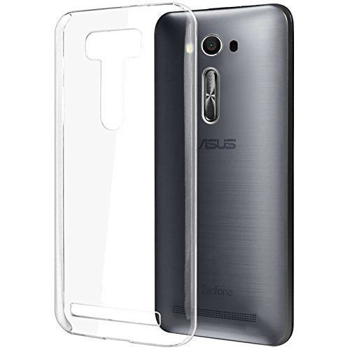 Zenfone Selfie Perfect Fitting High Quality 0.3mm Ultra Thin Transparent Silicon Back Cover