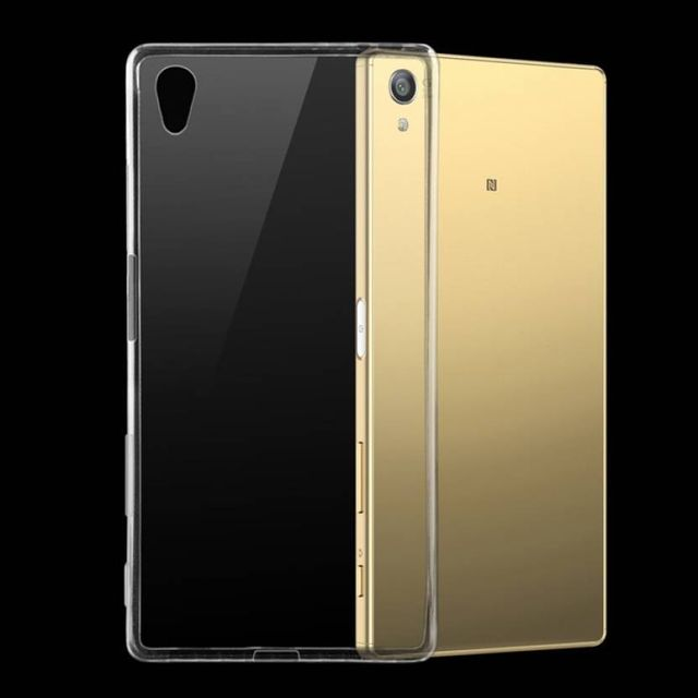 Sony Xperia-Z5  Quality Ultra Thin Tranparent Silicon Back Cover