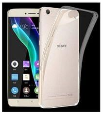 Gionee S6 Perfect Fitting High Quality Ultra Thin Transparent Silicon Back Cover