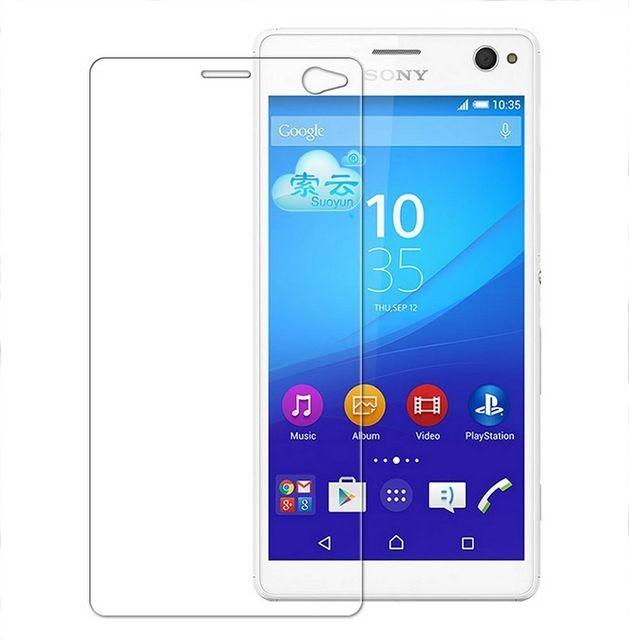 Sony Xperia C4 E5303 E5306 E5353 Tempered Glass Screen Guard Protector Ultra Strong