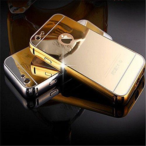 Case Aluminium Bumper Mirror For Iphone 5 Gold - Daftar Update Harga ... 2bc663190b