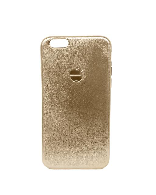 iphone6s & 6  cover Shine Bright Stay Polite -Gold