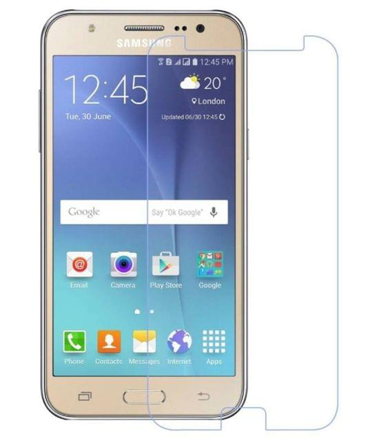 SAMSUNG On 8 TEMPERED GLASS
