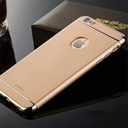 Joyroom Apple iPhone 6/6S Ling Series Official Electroplated Case Limited Edition Back Cover-Gold