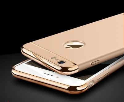Iphone 5/5s/SE Joyroom series Back Cover-Gold