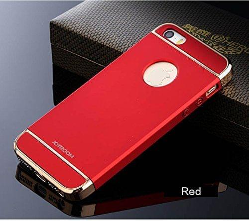Iphone 5/5s/SE Joyroom series Back Cover- Red