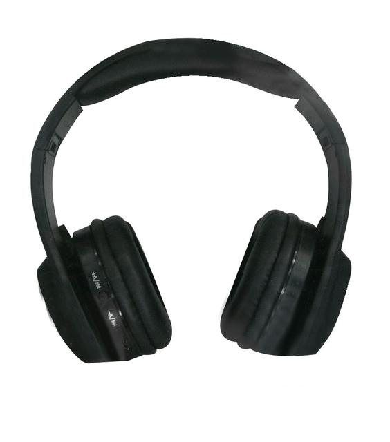 Bluetooth Wireless Headphone-Black