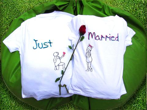 Couple T shirt