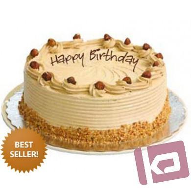 Butterscotch Cake