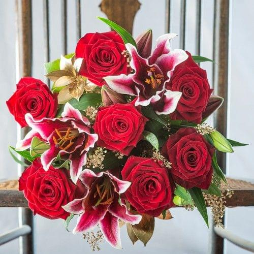 Roses-Lilies