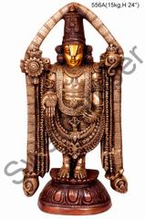 Brass Lord Balaji