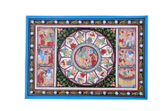 PattaChitra - Scenes from Ramayana