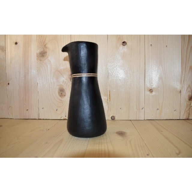 Carafe with Cane Ring