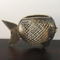 Dhokra - Fish - Pen Stand