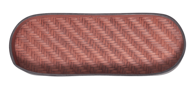 Bamboo Olive Tray Brown