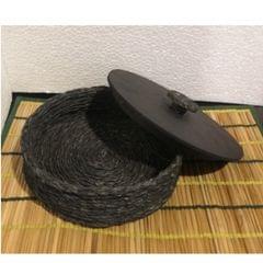 Sabaii Grass Roti Box Black