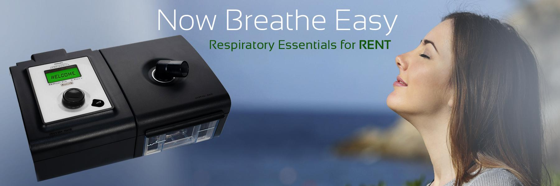 Respiratory Aids on rent