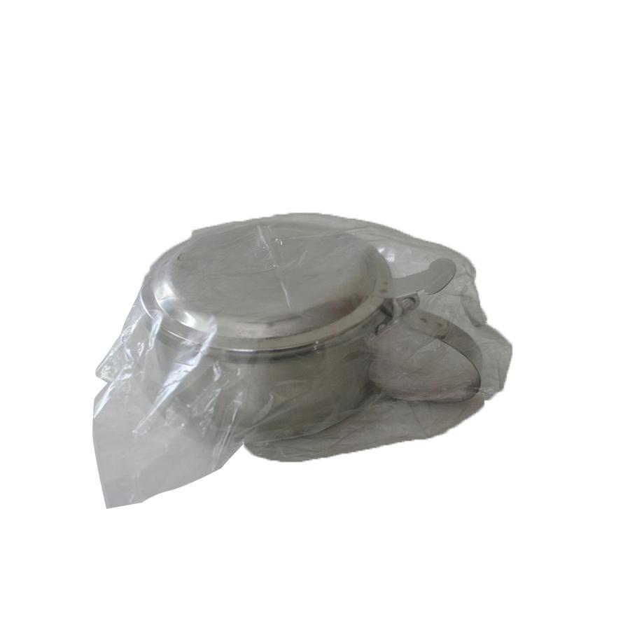 Buy Silver Steel Sputum Mug