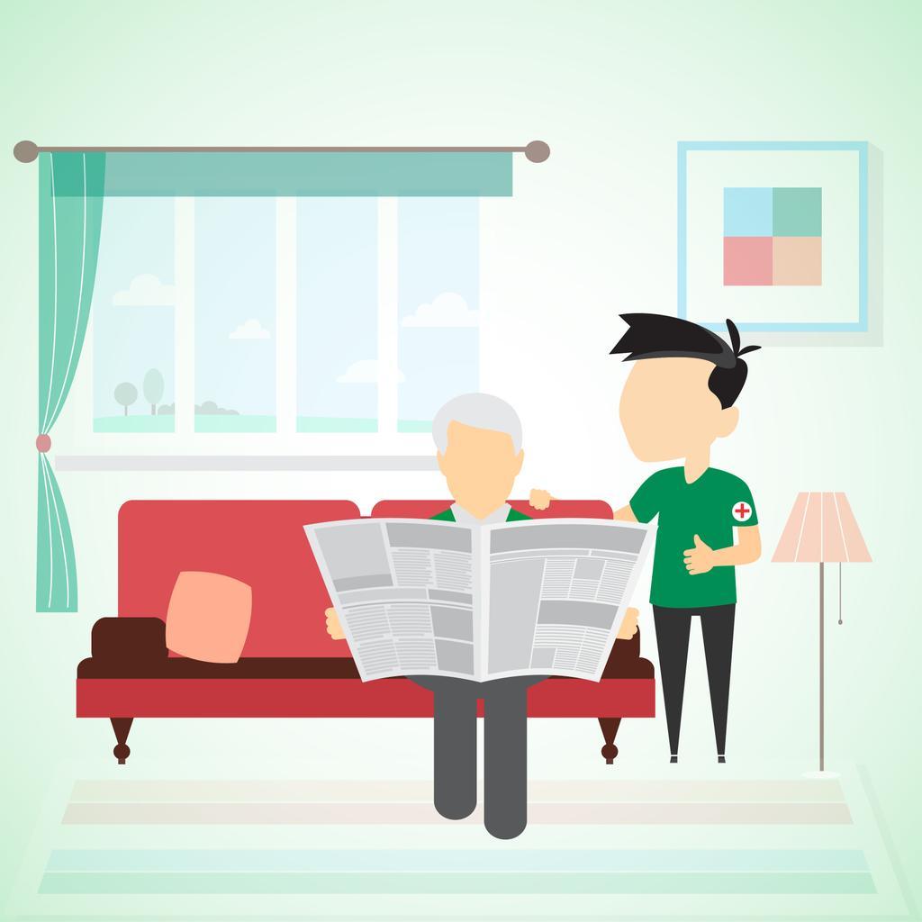 Companionship Services for Seniors