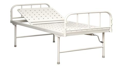 Medical Cot with Head Elevator